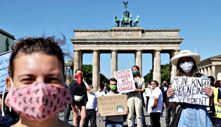 Ribuan Orang di Jerman Dikarantina, Lebih dari 600 Orang Dinyatakan Positif Corona