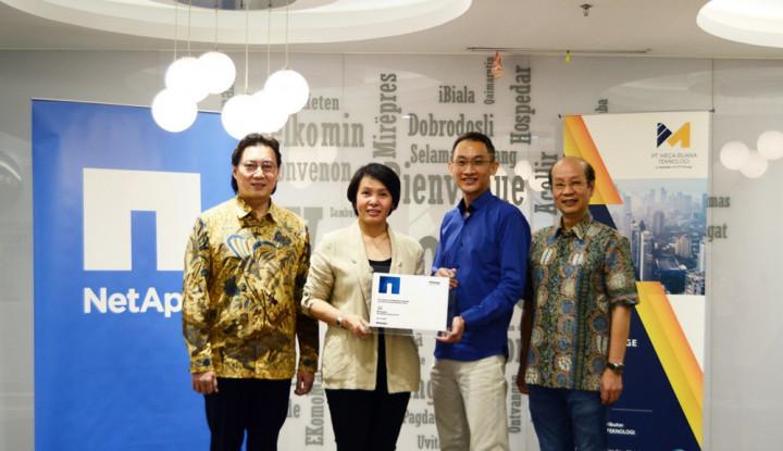 Suburkan Bisnis di Era Cloud, PT MBT Distribusikan Layanan NetApp di Indonesia