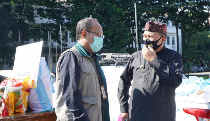 Tanggap Pandemi Covid-19, PLN Jabar Kucurkan Duit Rp3,3 M
