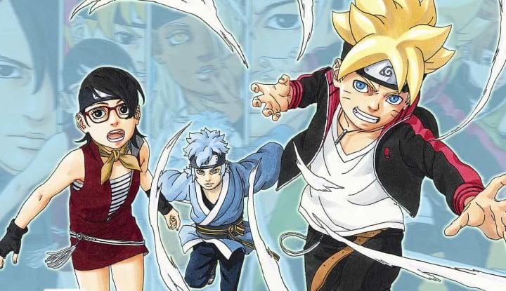 5 Situs Baca Manga Online Bahasa Indonesia & Inggris, Bisa Baca Manga Boruto 47!