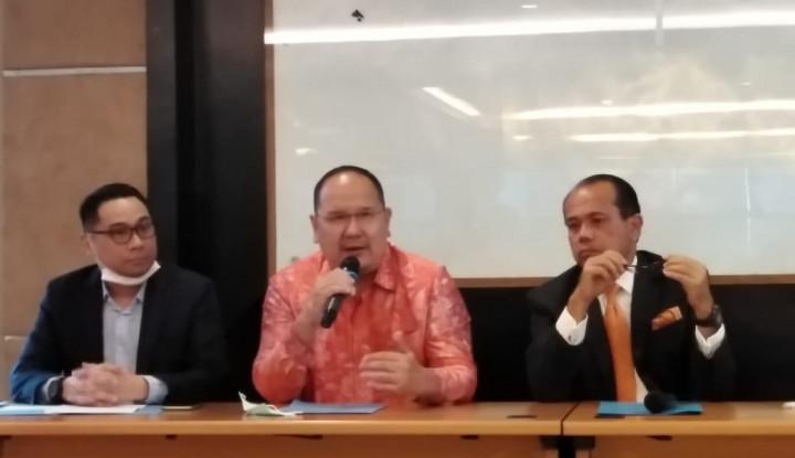Henry Surya Ingin KSP Indosurya Nantinya Beroperasi Normal Kembali