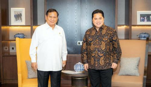 Jokowi Tak Akan Berani Congkel Kursi Menteri Prabowo?