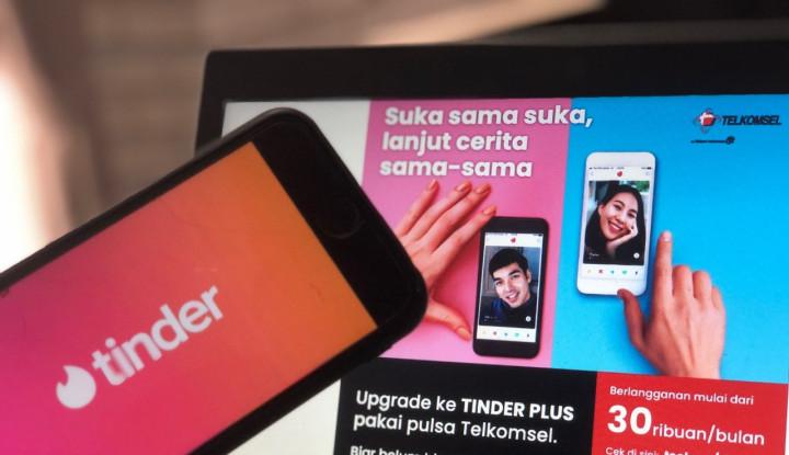 Telkomsel Hadirkan Kemudahan Pelanggan Berlangganan Fitur Premium Tinder
