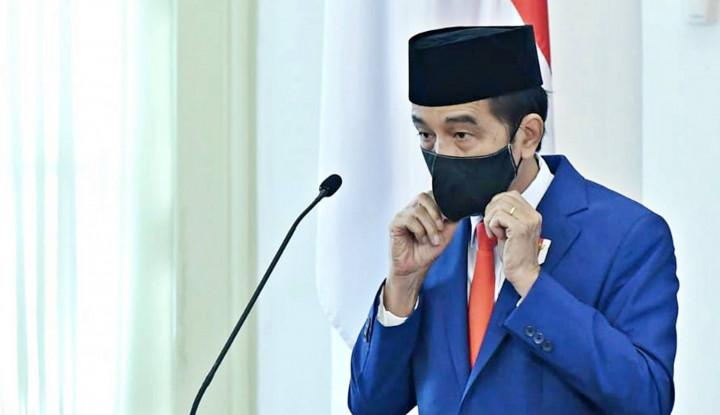 Jokowi Ultah, #HBD59Jokowi Trending di Medsos