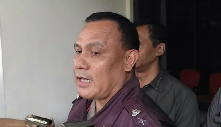 Ketua KPK Firli Bahuri Dilaporkan ke Dewas Gara-Gara...