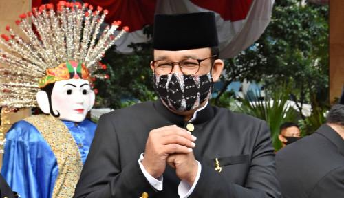 Horor, ke Kuburan Malam-malam, Anies Cerita Kondisi TPU Pondok Ranggon...
