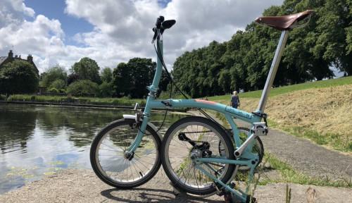 Menperin: Sepeda Ini Lebih Enak dari Brompton