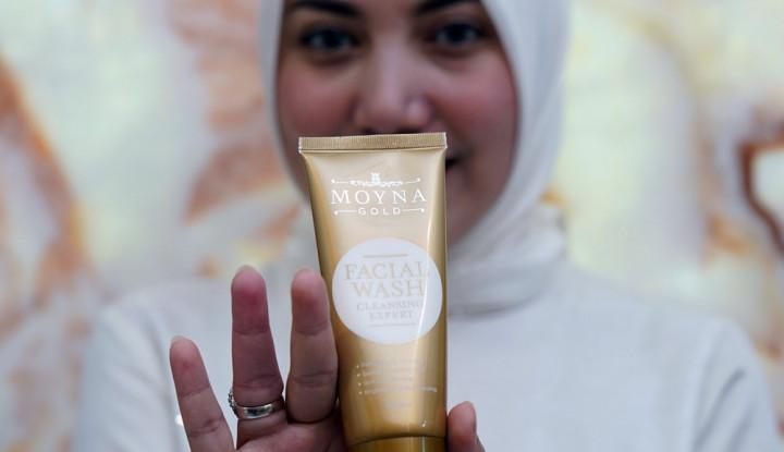 Kandungan Emas dalam Kosmetik Punya Aktivitas Antivirus, Benarkah?
