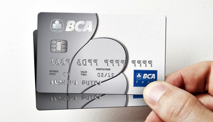 Patuhi BI, BCA Minta Nasabah Aktifkan PIN Kartu Kredit Sebelum 1 Juli 2020