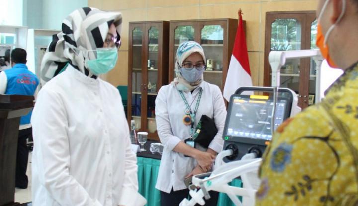 Rp500 Juta untuk Alat Kesehatan ke Tangerang Selatan