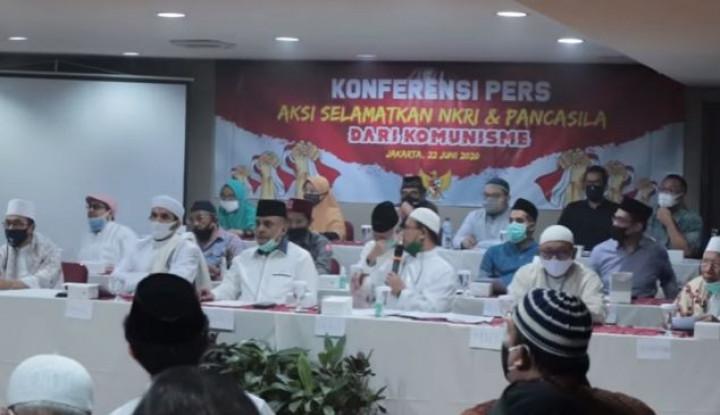 Hah! Demo Siang Ini, Pasukan Anak NKRI Juga Minta DPR Turunkan Presiden