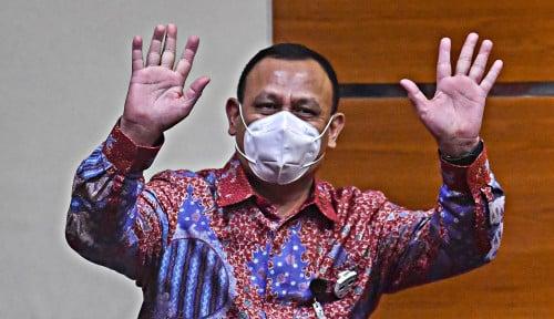 Pimpinan KPK Dapat Rapor Merah, Wajah Firli Bak 'Ditampar'
