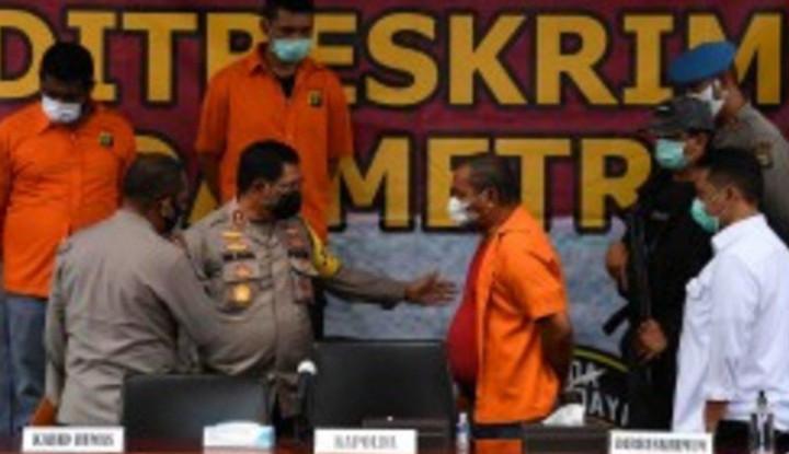 Polisi Bilang Perut John Kei Gendut Jadi...