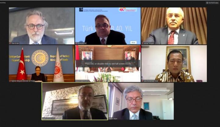 PTPP Hadir dalam Pertemuan Indonesia-Turki, Mau Buat Apa?