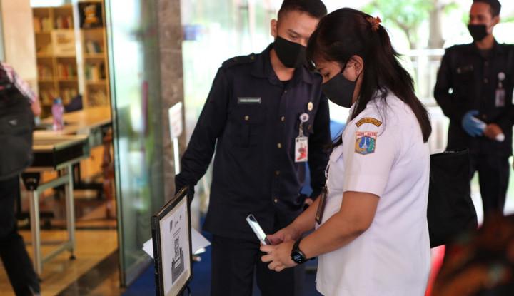 Jejak, Teknologi Pengendali Penyebaran Pandemi Covid-19 di Jakarta