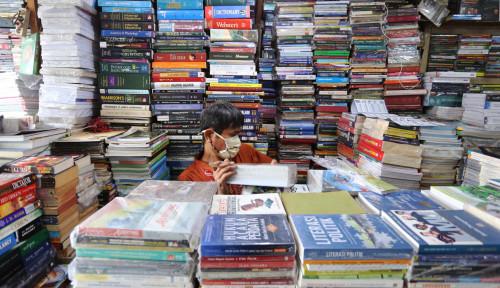 Penerbit Buku Alami Penurunan Penjualan Hingga 50% Selama Pandemi