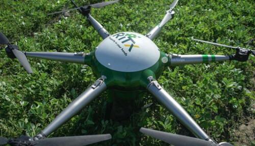 Keren! Israel Uji Coba Drone untuk Kirim Makanan