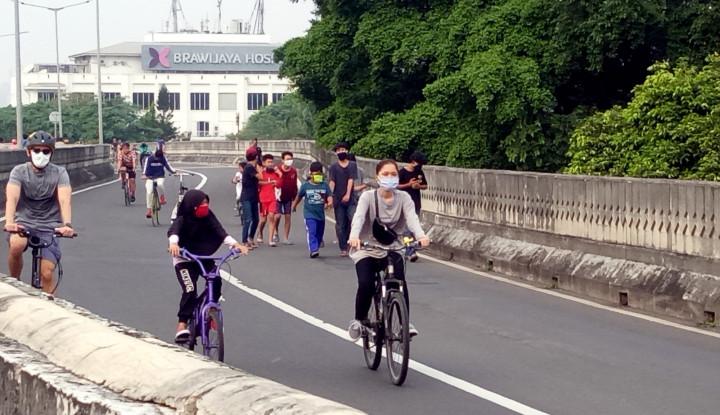 Kenapa Masyarakat Kembali Demen Bersepeda? Ini Jawaban Pakar