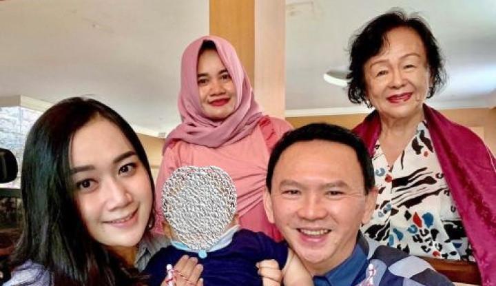 Anak Istri Ahok Dihina, Polisi Gercep Tangkap Pelaku