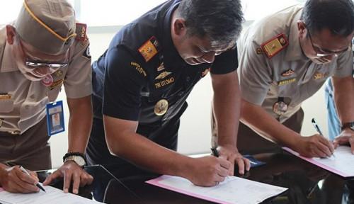Bea Cukai Belawan Tanda Tangani Joint Inspection Karantina Pabean