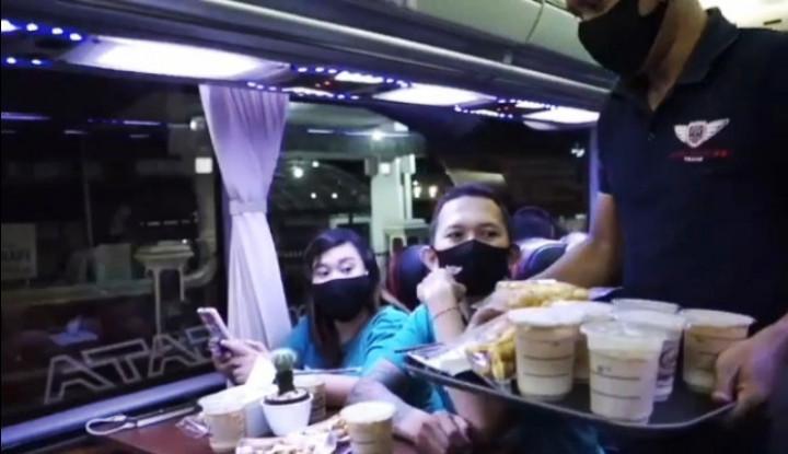 Bangkitkan Pariwisata Malang: Ngopi Sultan dalam Bus Avante H8