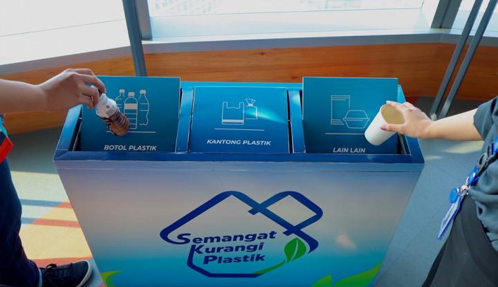 Gerakan Sosial Astra Kumpulkan 47.013 kg Sampah Plastik