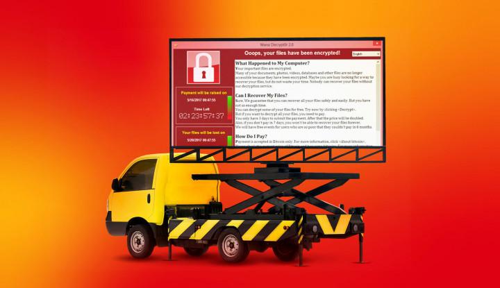 Tips Menjaga Data Sebelum, saat, dan Pasca-Terkena Ransomware