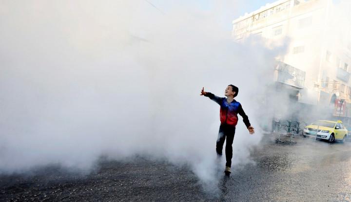 Kasus Corona Palestina Terus Naik di Tengah Panasnya Isu Aneksasi