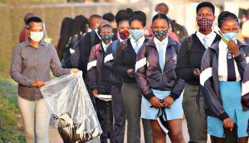 Benua Afrika Tampung Lebih dari 4 Juta Kasus Virus Corona