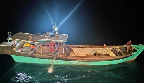 Top! Bea Cukai Kepri Gagalkan Penyelundupan Ekspor Pasir Timah