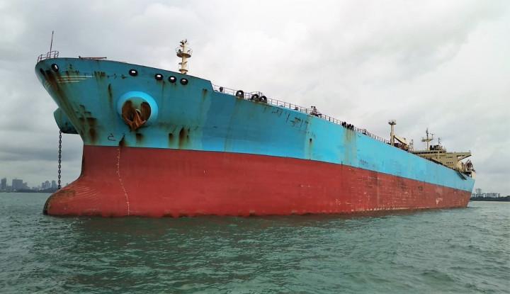 BULL Tarif Sewa Kapal Bakal Naik, Buana Lintas Lautan Optimis Prospek Bisnis Bakal Moncer