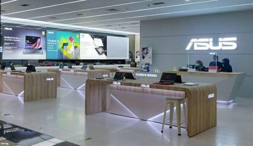 Melantai di PIM, ASUS Exclusive Store Tebar Promo sampai Agustus