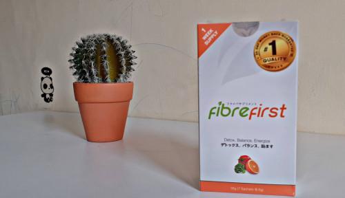Mencoba Suplemen Serat Premium FibreFirst | Review