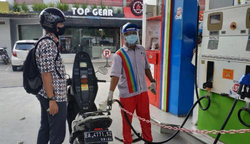 Era New Normal, Konsumsi BBM di Yogyakarta Mulai Naik