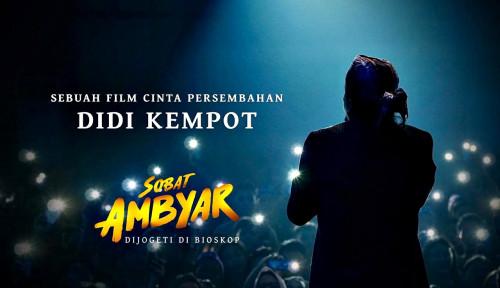 Awas Haru! Film Sobat Ambyar Mendiang Didi Kempot Segera Tayang di Netflix