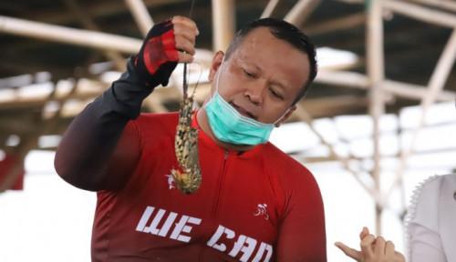 Cuek Dicap Menteri Titipan, Edhy: Yang Penting Nelayan Tertawa