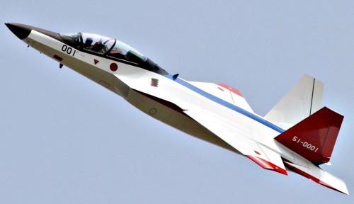 Gak Bercanda, Jepang Siap Produksi Jet Tempur Siluman Sendiri