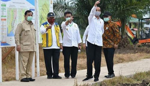 Menhub Budi Siapkan Jalur Logistik ke Kawasan Proyek Garapan Prabowo