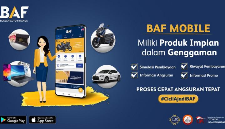 BAF Mobile, Layanan Digital sebagai Solusi di Masa Pandemi