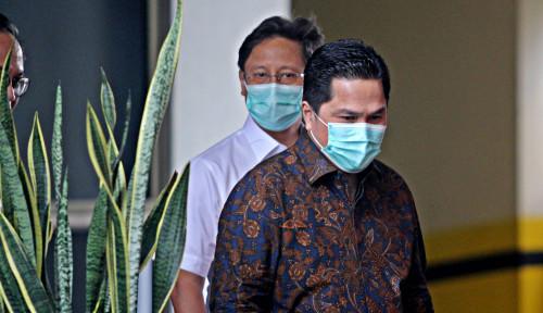 Erick Thohir Dirongrong Relawan Jokowi, Edan! Mintanya Terang-terangan
