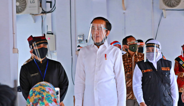 Hasil Swab Jokowi Sudah Keluar, Begini Reaksi Netizen...