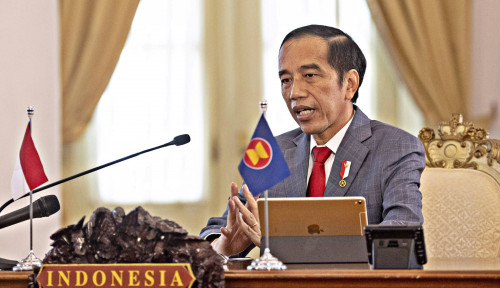 Jokowi Bertitah pada Anak Buah: Cepat Belanjakan Anggaran!