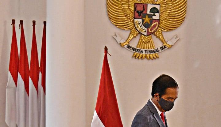 PKS-Demokrat Desak Jokowi Keluarkan Perppu Batalkan UU Cipta Kerja