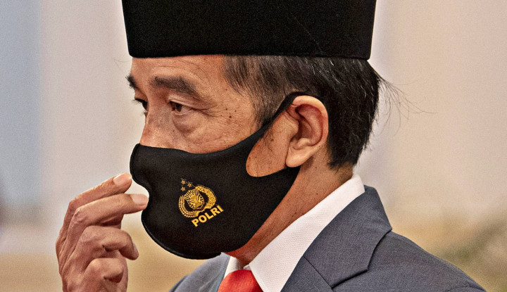 Tiap Hari Bertambah, Jokowi Tebar Optimisme Tapi Cemas Juga