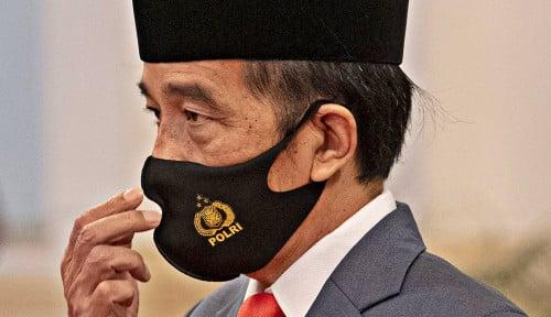 Presiden Jokowi Dihantui Rasa Takut