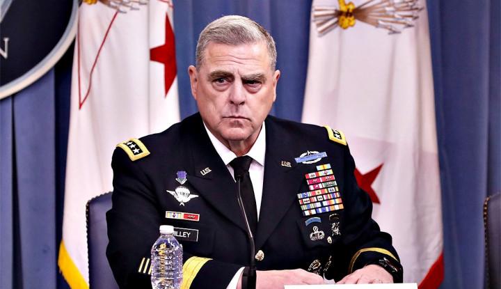 Pejabat Tinggi Militer Amerika Temui Perwakilan Rusia, Apa yang Dibahas?