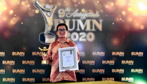 Selamat! Patra Jasa Sabet Penghargaan di Anugerah BUMN 2020