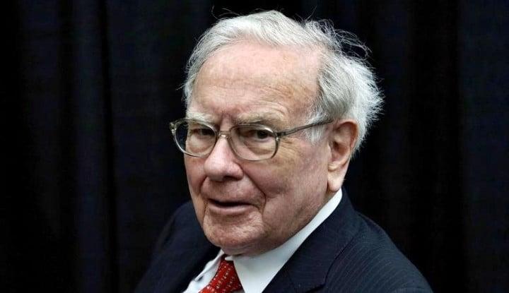 Mengintip 3 Sektor Besar di Portofolio Investasi Warren Buffett, Nggak Aneh Cuannya Super!