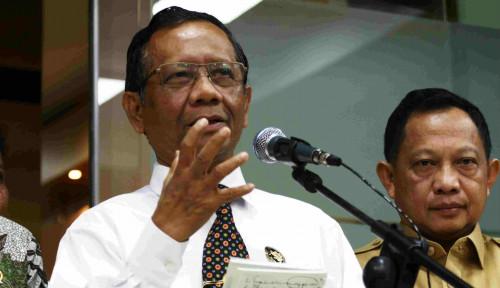 Mahfud MD Mau Bentuk Tim Pemburu Koruptor, Eh ICW Langsung...
