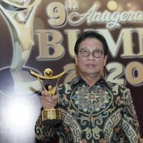 Sucofindo Sabet 2 Penghargaan di 9th Anugerah BUMN 2020
